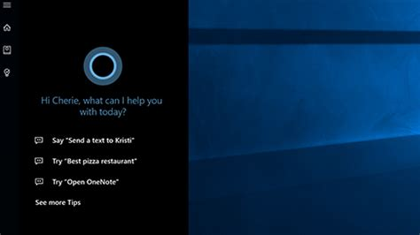 cortana learn my voice in windows 10 windows 10 tutorials cortana your intelligent virtual personal assistant