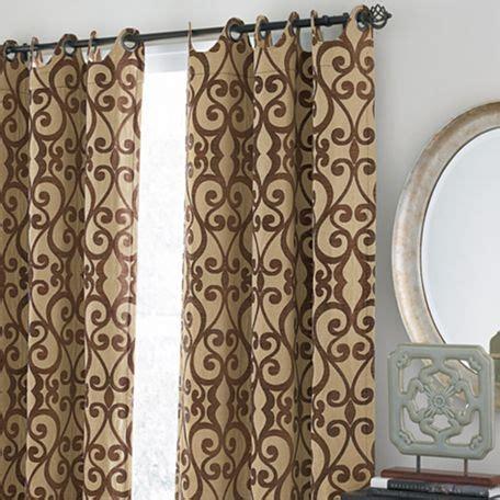 palais grommet top curtain panel 17 best images about curtains rods plus valances on