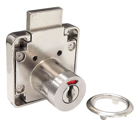 Cylinder Drawer Lock With Indicator 507i Series