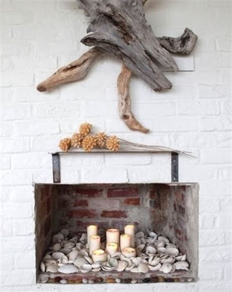 non working innovative non working fireplace functions interior design