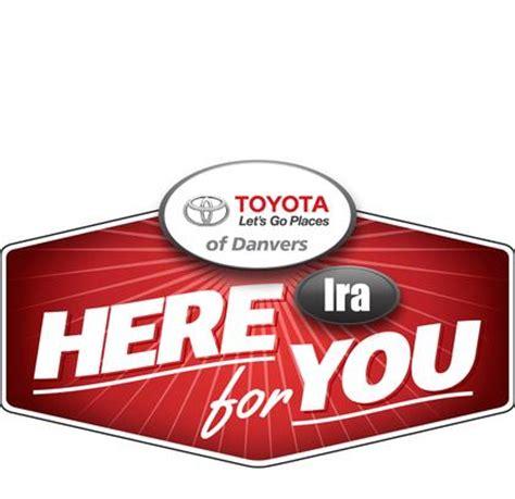 Ira Toyota Ira Toyota Of Danvers Danvers Ma 01923 Car Dealership