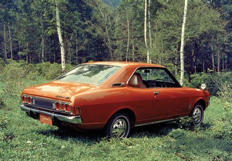 mitsubishi galant 1970 mitsubishi colt galant coupe i 1970 73 photos