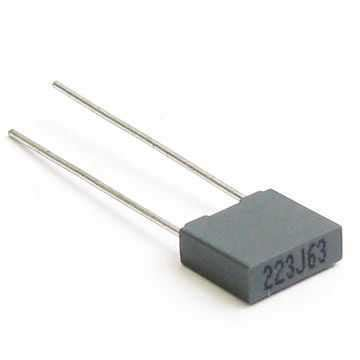 buy 4 7nf polyester capacitor package 5 with cheap price