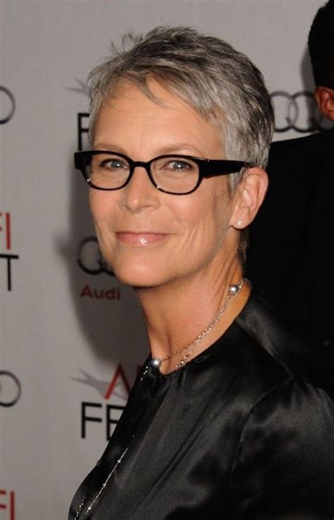 hairstyles with glasses 2015 25 short haircuts for women over 50