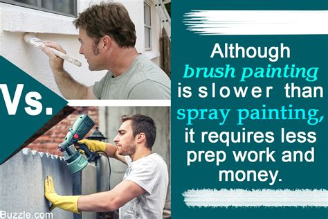 spray paint your house should you spray or brush paint the exterior of your house
