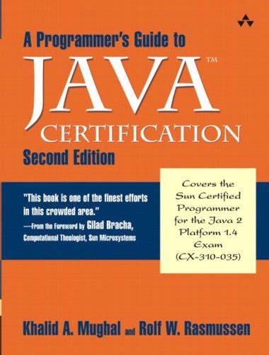java swing 2nd edition a programmer s guide to java tm certification a