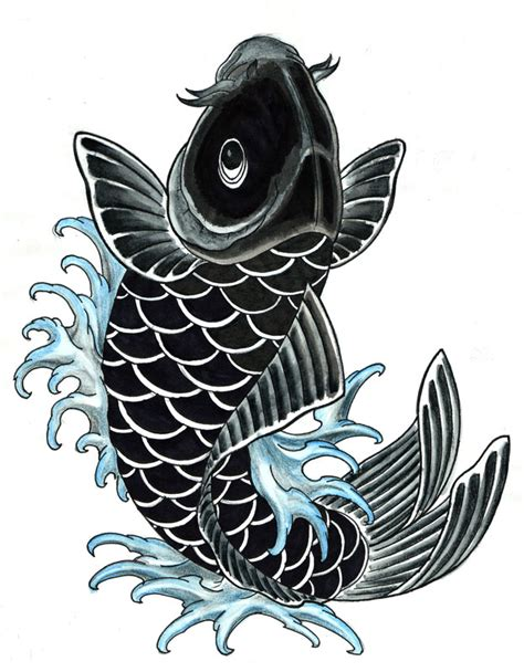 tribal koi fish tattoo meaning orekiul tattooo welcome to my there 39s a lot to