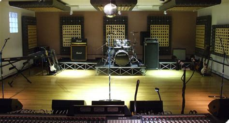 practice rooms studios rehearsal rooms