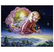 Josephine Wall WISE WOMAN FEATURED ARTIST  GALLERY SHOW
