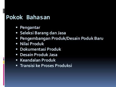 Salemba Empat Perancangan Dan Pengembangan Produk Edisi 2 pert iii desain produk