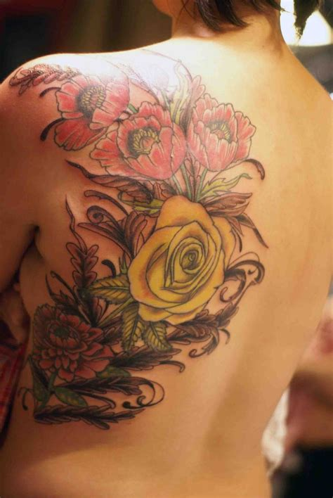 rose bouquet tattoo 169 best floral ideas images on