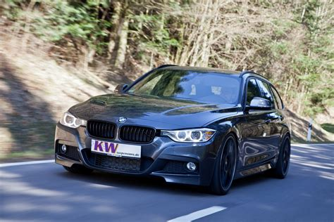 Bmw F31 Touring Tieferlegen by Kw Releases Iphone Controlled Suspension For 2013 Bmw 3