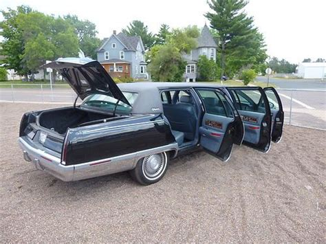 95 cadillac fleetwood for sale purchase used 95 cadillac fleetwood 6 door limousine
