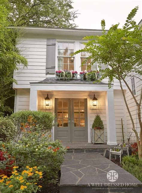25 best ideas about white houses on homes beautiful houses and house design