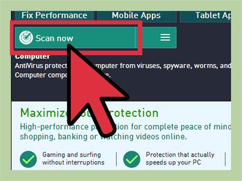 how to my for protection how to protect your computer with antivirus software 4 steps