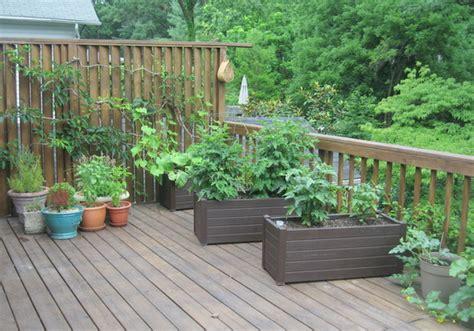 Deck Garden by Gardening Trends 2015 Part 2 Continued Trends In