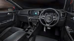 Interior Of Kia Sportage Kia Sportage 2014 Interior Uk