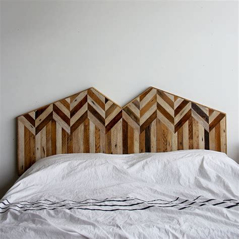 rustic wood headboard rustic inspired headboards mountainmodernlife com