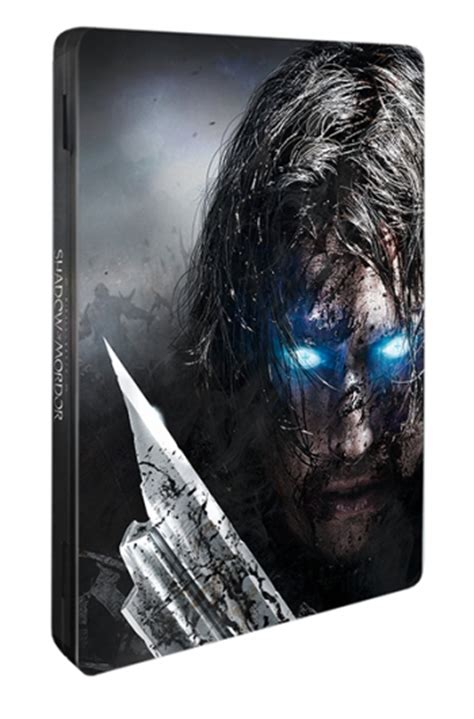 middle earth shadow of mordor special edition