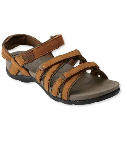 llbean sandals s boothbay sandals leather