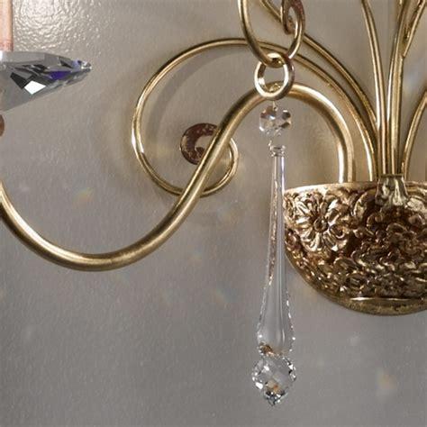 applique oro applique damasco oro d 233 couvrez luminaires d int 233 rieur
