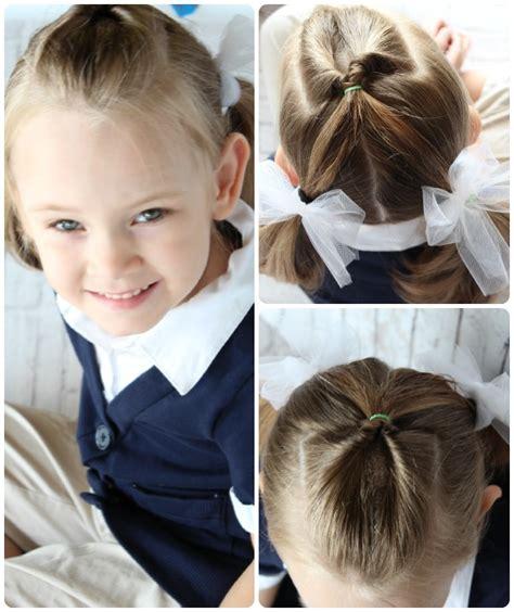 quicken easy hairstyles for school super fryzura dla dziewczynki fryzury galeria