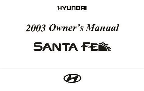 hyundai santafe owners manual pdf download autos post hyundai santa fe owners manual pdf download autos post