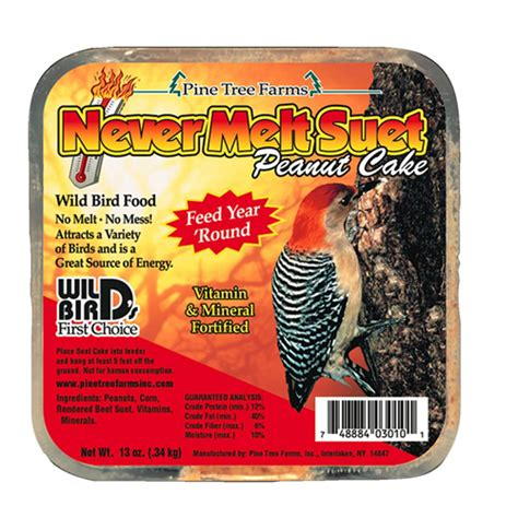 duncraft com never melt hot pepper suet cakes 12 cakes