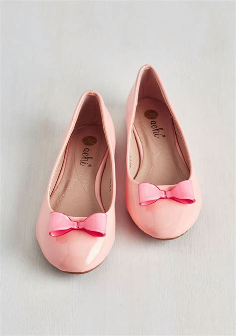 pink ballet flat shoes 17 best images about color pretty in pink on