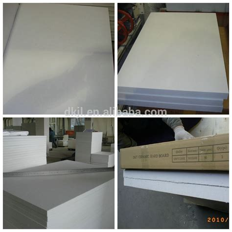 fireproof board for fireplace factory price refractory ceramic fiber fireproof