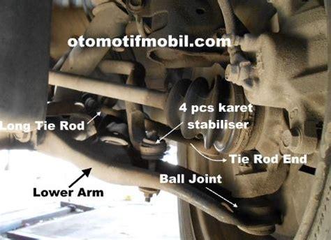 Lower Arm Karimun Kotak 1 Buah penyebab roda depan mobil bunyi gluduk otomotif mobil