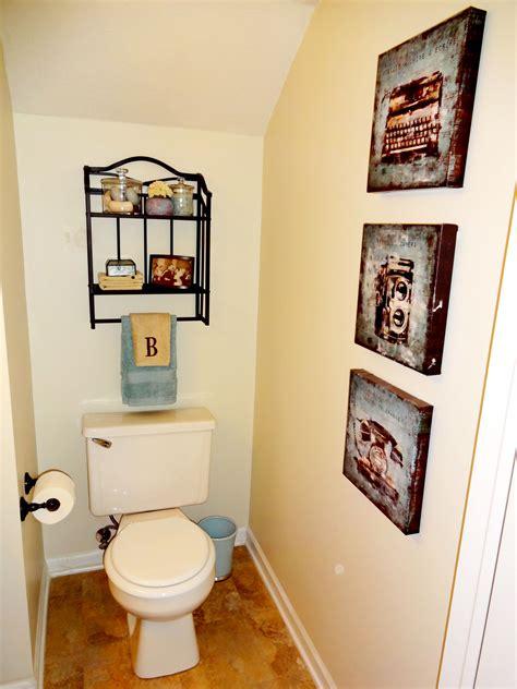 half bath decor home decor guest bathroom remodel