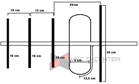 Pipa Besi Buat Antena cara membuat antena tv sensitive sendiri vxc d center