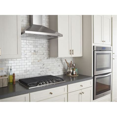 whirlpool gas cooktop 30 wcg97us0ds whirlpool 30 quot gas cooktop stainless steel