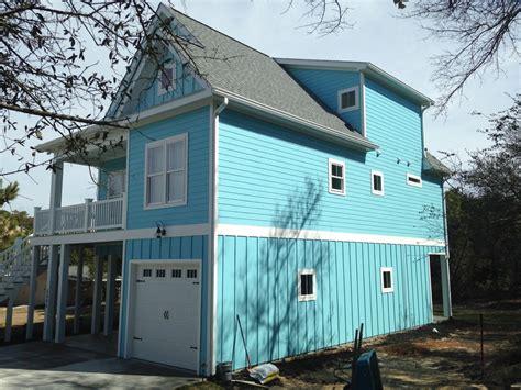 blue beach houses kitchen coastal furnishings beach house bedroom