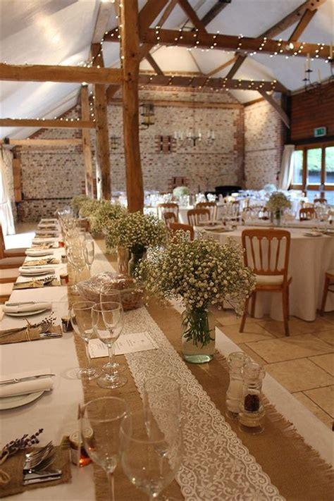 rustic wedding reception ideas 15 rustic lace and burlap wedding ideas to emmalovesweddings