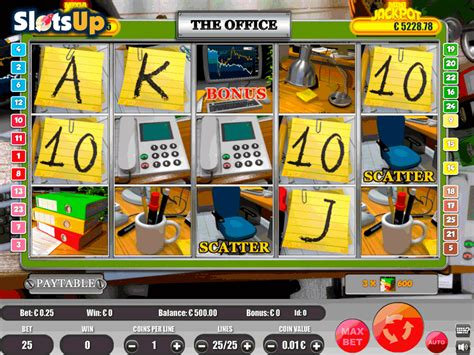 The Office Casino by Play Free The Office Slot Slot Portomaso Gaming