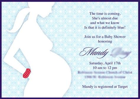 Exles Of Baby Shower Invitations by Elaine S Posh Boutique Invitation Exles