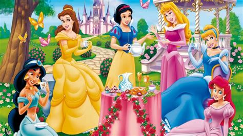 The Princess Of The disney princess images all princess