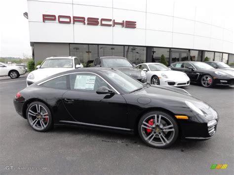 Porsche Targa Black by Black 2012 Porsche 911 Targa 4s Exterior Photo 64074518