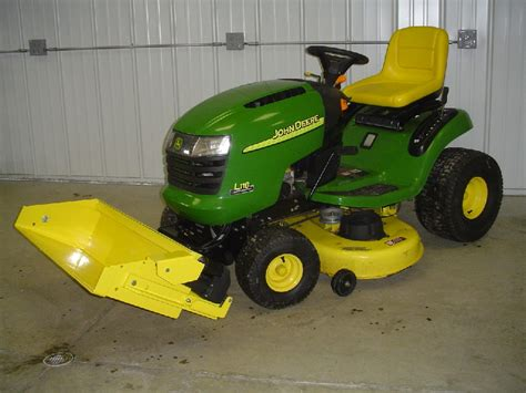 Johnny Bucket Jr John Deere L And G100 Series