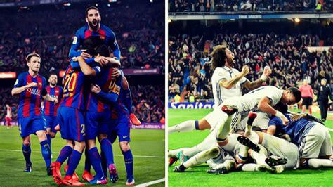 imagenes de real madrid vs barcelona copa del rey el cl 225 sico for super cup and athletic play