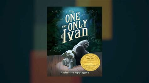 the one and only ivan book report katherine applegate on the one and only ivan at miami book