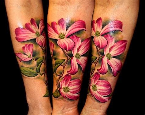 dogwood flower tattoo designs 25 best ideas about dogwood flower tattoos on