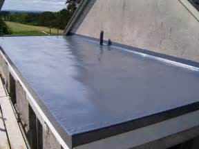 Flat Roof Types A Overview Of The Available Roof Types Roof