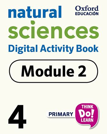 think do learn natural sciences 4 digital activity book