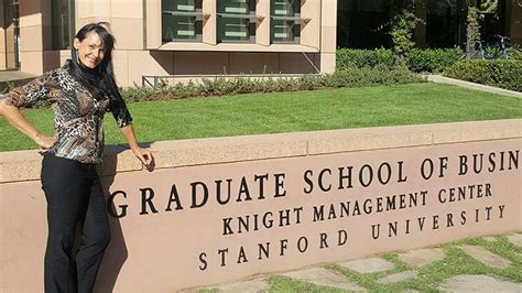 Standford Mba Ambassadors Program by Cali Strong Chairman Echeverria Accepted Into