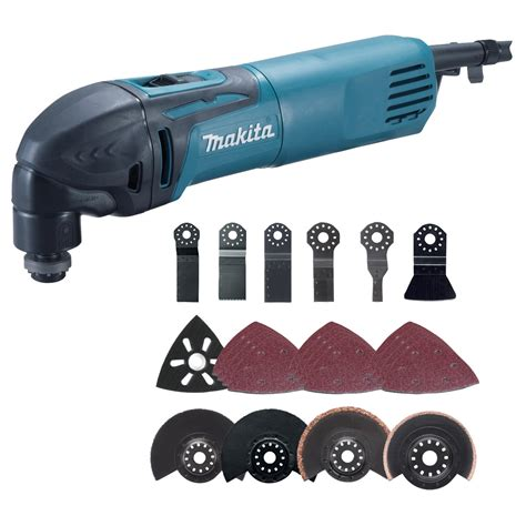 Multi Cutter Makita makita tm3000cx3 250w oscillating multicutter with 42 accessories 110v 240v 187 product