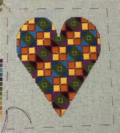 geometric designs needlepoint backgrounds for the geometric canvas nuts about needlepoint
