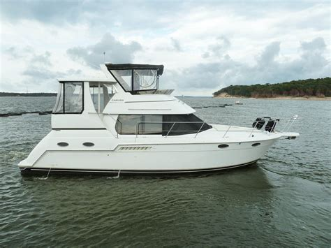 used carver boats carver boats 356 aft cabin motor yacht 1999 for sale for